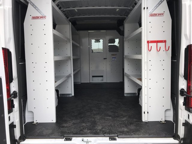 2019 ProMaster 2500 High Roof FWD,  Weather Guard Upfitted Cargo Van #KE507394 - photo 2