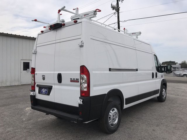 2019 ProMaster 2500 High Roof FWD,  Weather Guard Upfitted Cargo Van #KE507394 - photo 8