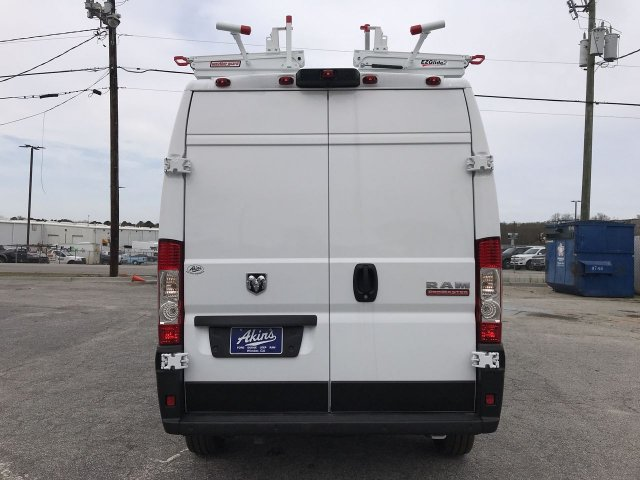 2019 ProMaster 2500 High Roof FWD,  Weather Guard Upfitted Cargo Van #KE507394 - photo 10