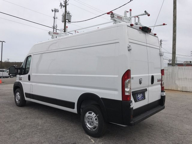 2019 ProMaster 2500 High Roof FWD,  Weather Guard Upfitted Cargo Van #KE507394 - photo 12