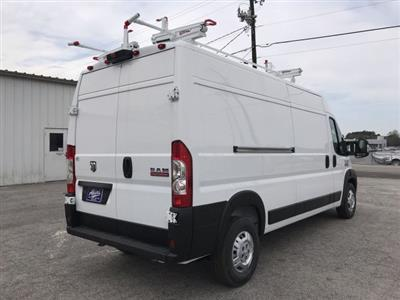2019 ProMaster 2500 High Roof FWD,  Weather Guard General Service Upfitted Cargo Van #KE507394 - photo 8