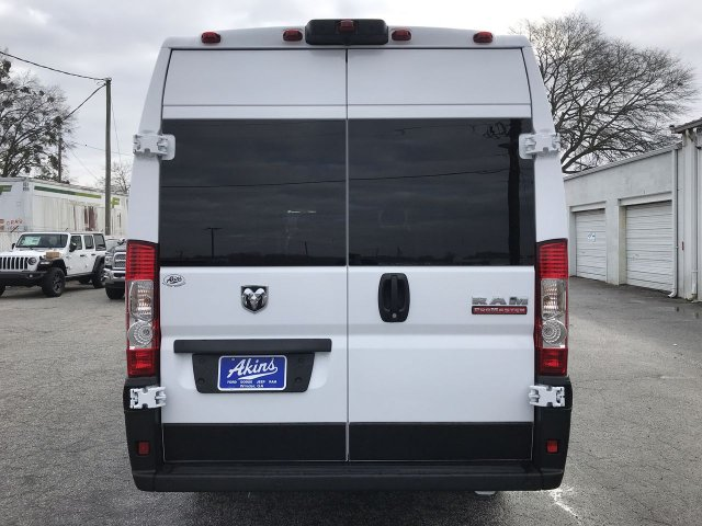 2019 ProMaster 3500 High Roof FWD,  Empty Cargo Van #KE510422 - photo 4