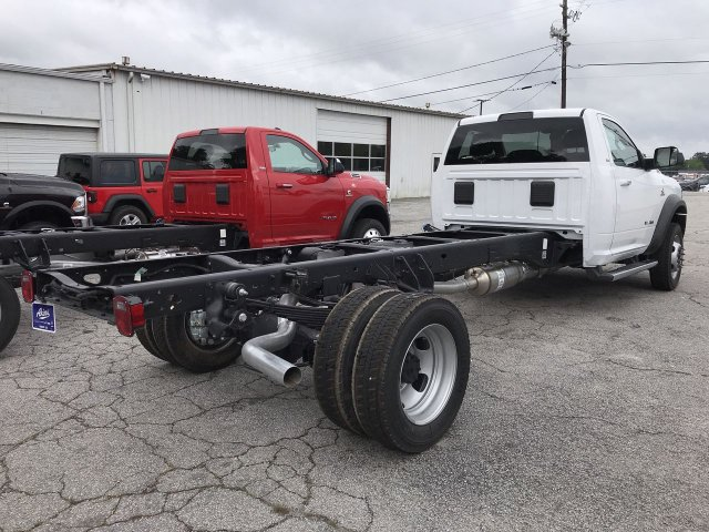 2019 Ram 5500 Regular Cab DRW 4x2,  Cab Chassis #KG546596 - photo 2