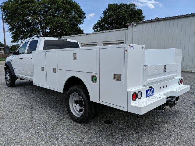 2019 Ram 4500 Crew Cab DRW 4x2, Warner Select Pro Service Body #KG552431 - photo 4