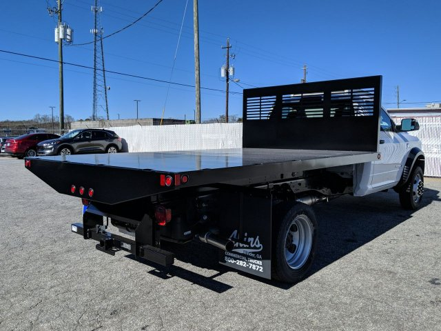 2019 Ram 5500 Regular Cab DRW 4x2, Commercial Truck & Van Equipment Platform Body #KG561442 - photo 1