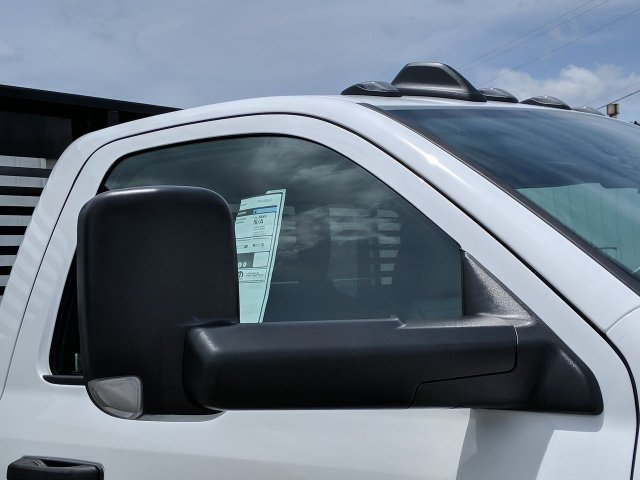 2019 Ram 5500 Regular Cab DRW 4x2,  Freedom Platform Body #KG561443 - photo 9