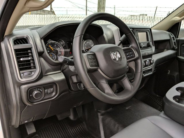 2019 Ram 5500 Regular Cab DRW 4x2,  Freedom Platform Body #KG561443 - photo 11