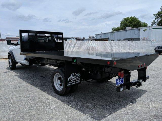 2019 Ram 5500 Regular Cab DRW 4x2,  Freedom Platform Body #KG561443 - photo 4