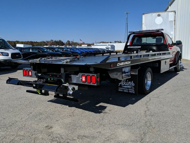 2019 Ram 5500 Regular Cab DRW 4x4, Miller Industries Rollback Body #KG566766 - photo 1