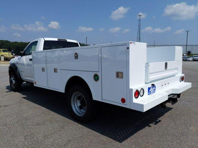 2019 Ram 5500 Regular Cab DRW 4x4, Warner Select Pro Service Body #KG583110 - photo 4