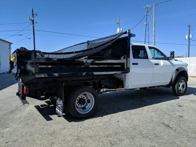 2019 Ram 4500 Crew Cab DRW 4x2, Knapheide Dump Body #KG602750 - photo 1
