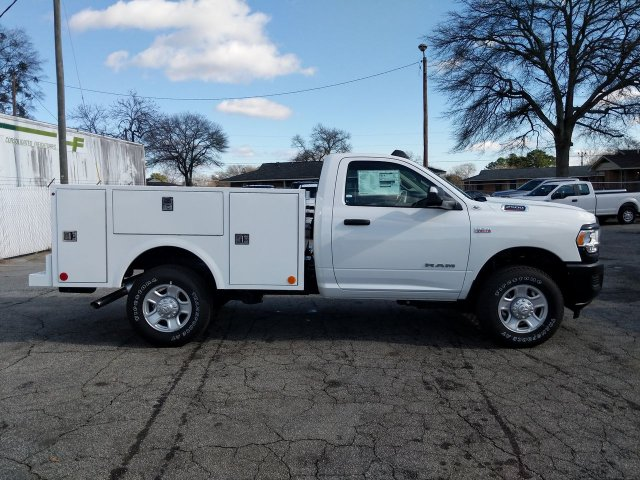 2019 Ram 2500 Regular Cab 4x4, Cab Chassis #KG621232 - photo 1