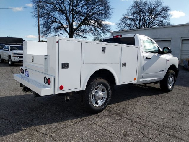 2019 Ram 2500 Regular Cab 4x4, Warner Service Body #KG621232 - photo 1