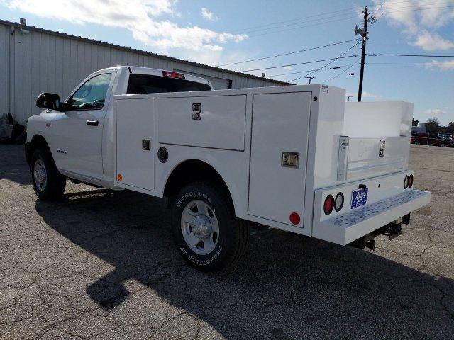 2019 Ram 2500 Regular Cab 4x4, Warner Select Pro Service Body #KG621232 - photo 4