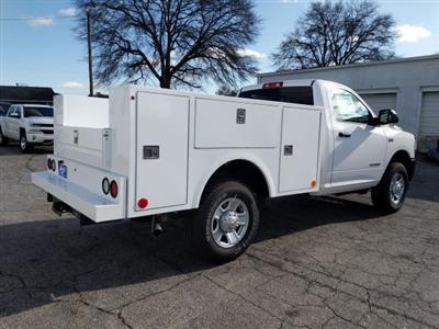 2019 Ram 2500 Regular Cab 4x4, Warner Select Pro Service Body #KG621232 - photo 2