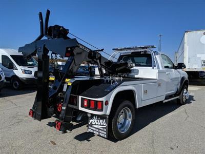 2019 Ram 5500 Regular Cab DRW 4x4, Miller Industries Chevron Wrecker Body #KG646580 - photo 2