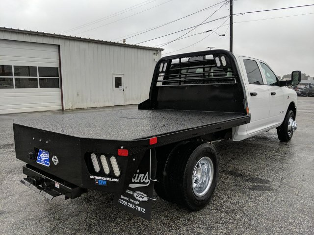 2019 Ram 3500 Crew Cab DRW 4x4, CM Truck Beds Platform Body #KG668796 - photo 1