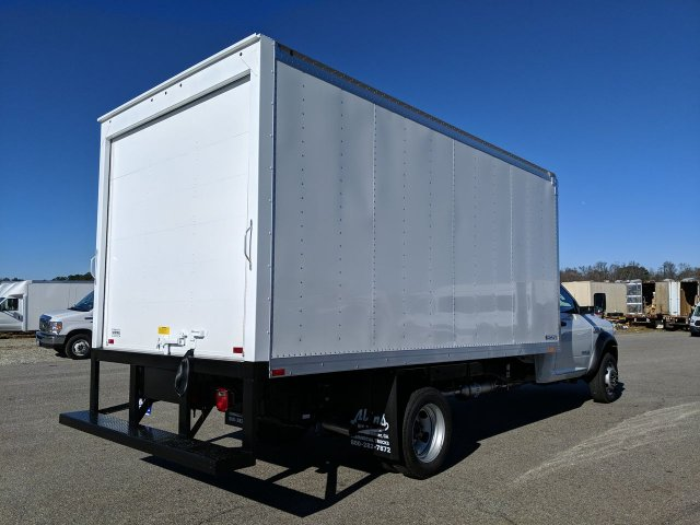 2019 Ram 5500 Regular Cab DRW 4x2, Complete Dry Freight #KG669703 - photo 1