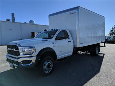 2019 Ram 5500 Regular Cab DRW 4x2, Complete Freight Max Dry Freight #KG669703 - photo 5