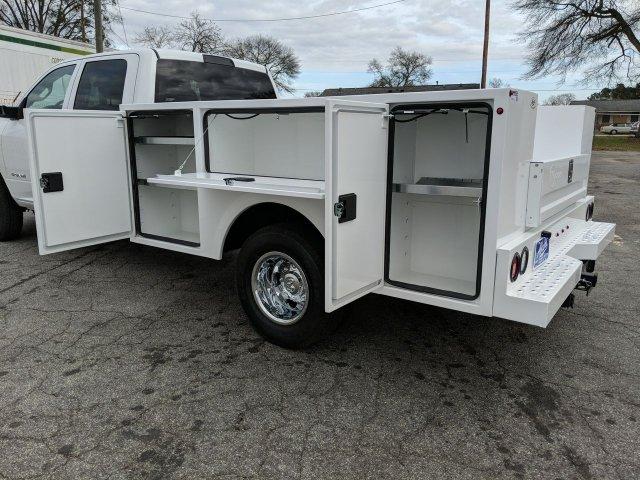 2019 Ram 3500 Crew Cab DRW 4x4, Warner Select Pro Service Body #KG688770 - photo 10