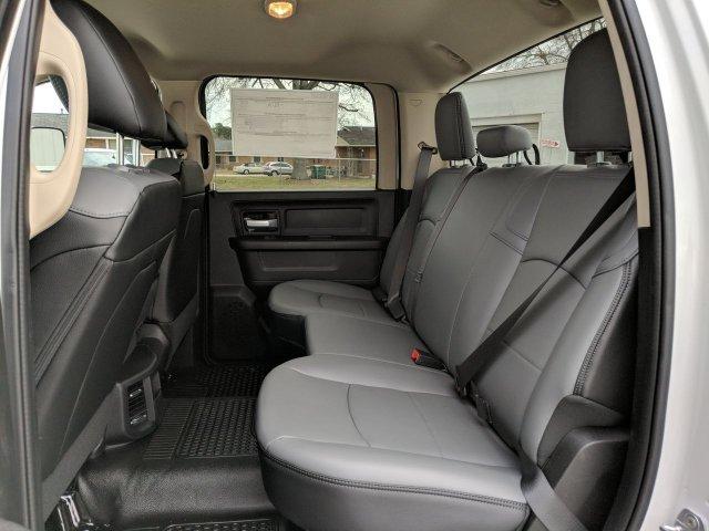 2019 Ram 3500 Crew Cab DRW 4x4, Warner Select Pro Service Body #KG688770 - photo 11