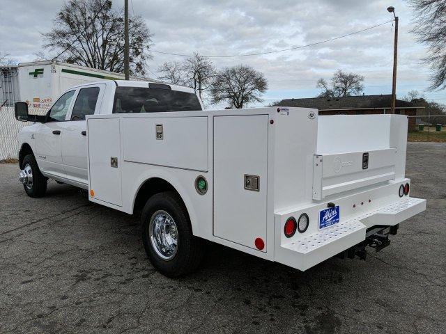 2019 Ram 3500 Crew Cab DRW 4x4, Warner Select Pro Service Body #KG688770 - photo 4