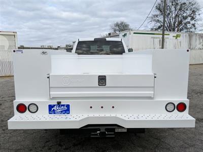 2019 Ram 3500 Crew Cab DRW 4x4, Warner Select Pro Service Body #KG688770 - photo 3