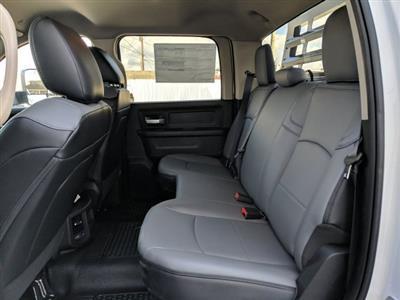 2019 Ram 5500 Crew Cab DRW 4x4, Commercial Truck & Van Equipment Gooseneck Platform Body #KG710589 - photo 10