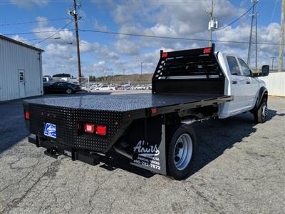 2019 Ram 5500 Crew Cab DRW 4x4, Commercial Truck & Van Equipment Gooseneck Platform Body #KG710589 - photo 2