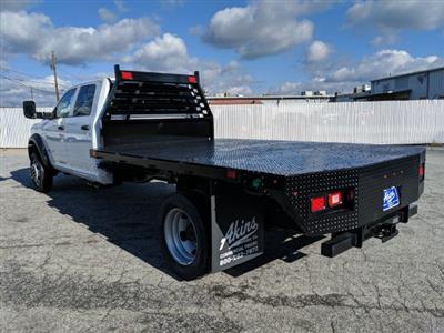 2019 Ram 5500 Crew Cab DRW 4x4, Commercial Truck & Van Equipment Gooseneck Platform Body #KG710589 - photo 4