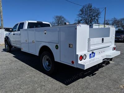 2019 Ram 4500 Crew Cab DRW 4x2, Warner Select Pro Service Body #KG710782 - photo 4