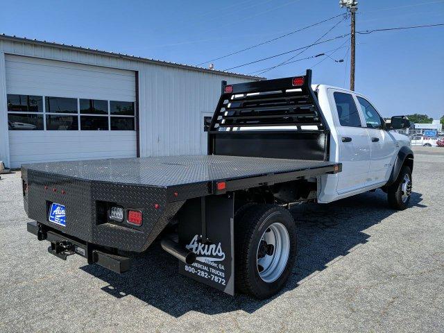 2019 Ram 4500 Crew Cab DRW 4x4, Commercial Truck & Van Equipment Platform Body #KG710847 - photo 1