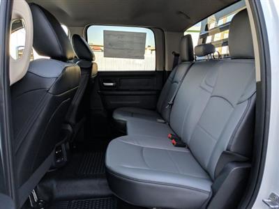 2019 Ram 4500 Crew Cab DRW 4x4, Commercial Truck & Van Equipment Gooseneck Platform Body #KG722390 - photo 10