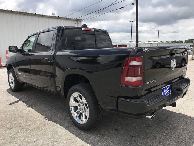 2019 Ram 1500 Crew Cab 4x4,  Pickup #KN544567 - photo 4