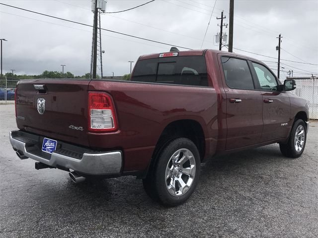 2019 Ram 1500 Crew Cab 4x4,  Pickup #KN554315 - photo 2