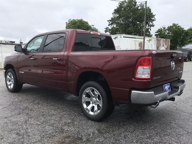 2019 Ram 1500 Crew Cab 4x4,  Pickup #KN554315 - photo 4