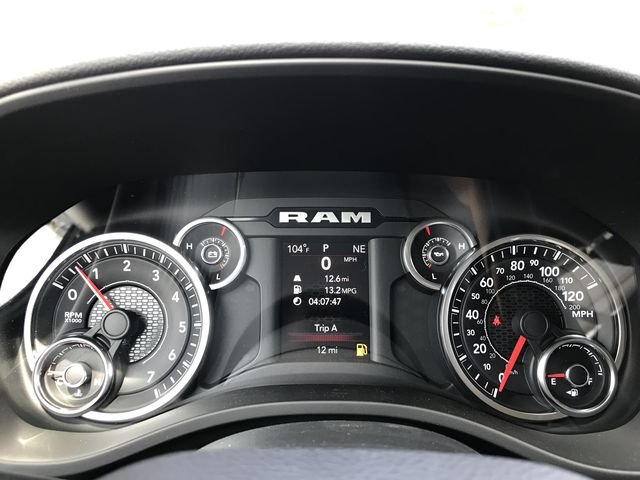 2019 Ram 1500 Crew Cab 4x4,  Pickup #KN554319 - photo 8