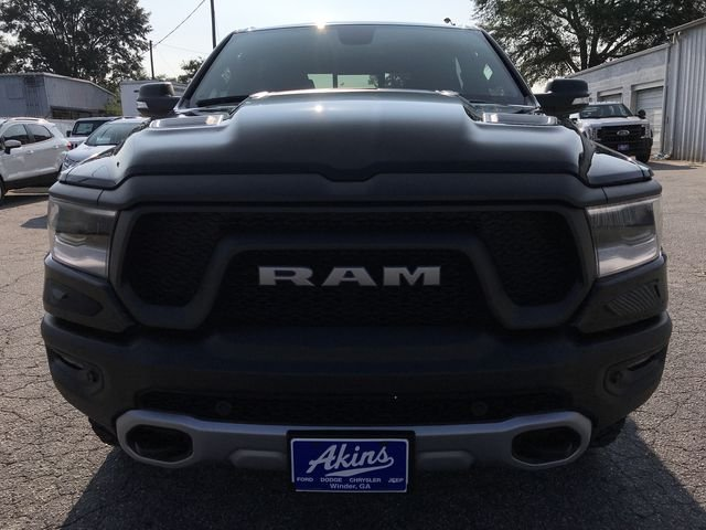 2019 Ram 1500 Crew Cab 4x4,  Pickup #KN583750 - photo 9