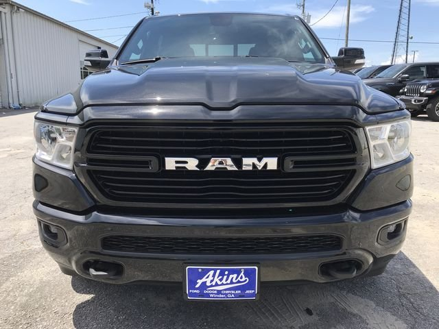 2019 Ram 1500 Crew Cab 4x4,  Pickup #KN611203 - photo 5