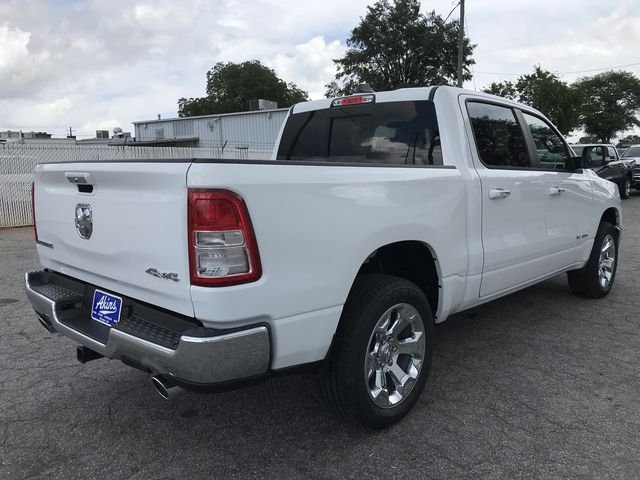 2019 Ram 1500 Crew Cab 4x4,  Pickup #KN611685 - photo 2