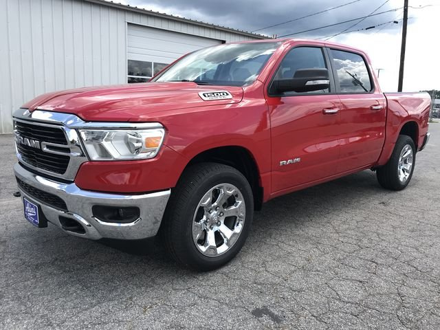 2019 Ram 1500 Crew Cab 4x4,  Pickup #KN611692 - photo 5