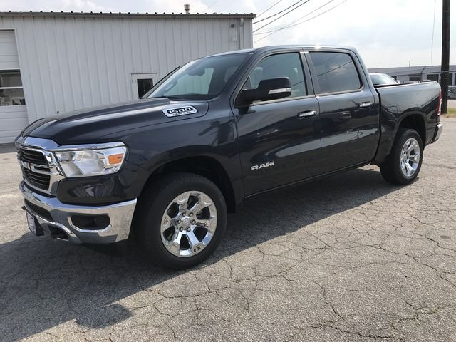 2019 Ram 1500 Crew Cab 4x4,  Pickup #KN611696 - photo 7