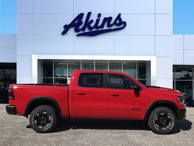 2019 Ram 1500 Crew Cab 4x4, Pickup #KN811483 - photo 1