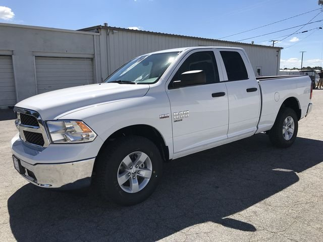 2019 Ram 1500 Quad Cab 4x4,  Pickup #KS525204 - photo 5