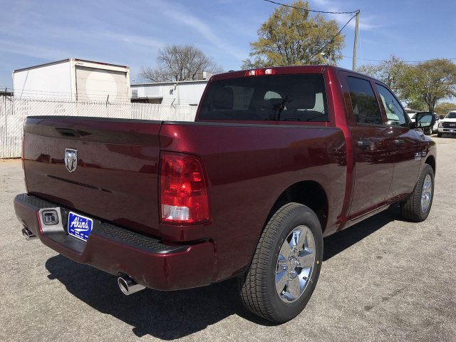 2019 Ram 1500 Crew Cab 4x2,  Pickup #KS625660 - photo 2
