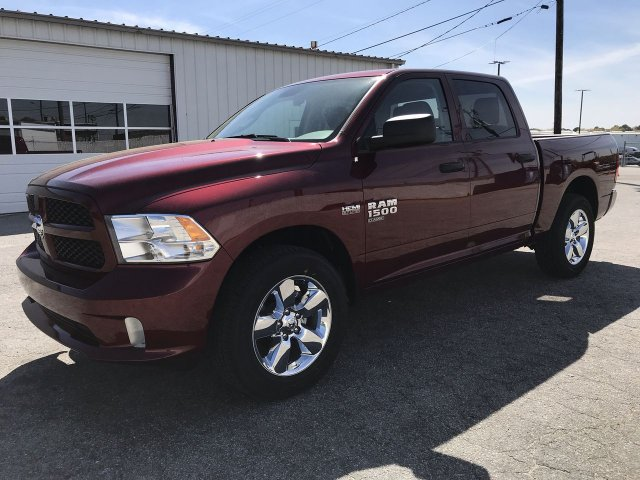 2019 Ram 1500 Crew Cab 4x2,  Pickup #KS625660 - photo 5