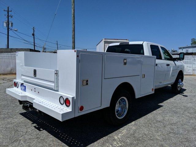 2020 Ram 3500 Crew Cab DRW RWD, Warner Service Body #LG103308 - photo 1