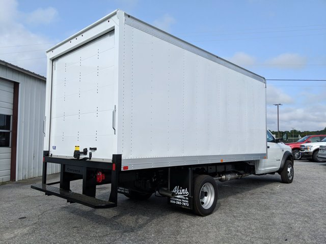 2020 Ram 5500 Regular Cab DRW RWD, Complete Dry Freight #LG108531 - photo 1