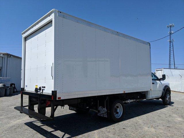 2020 Ram 5500 Regular Cab DRW RWD, Complete Dry Freight #LG108533 - photo 1