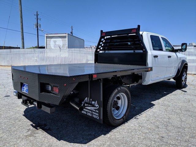 2020 Ram 4500 Crew Cab DRW 4x4, Commercial Truck & Van Equipment Platform Body #LG113281 - photo 1